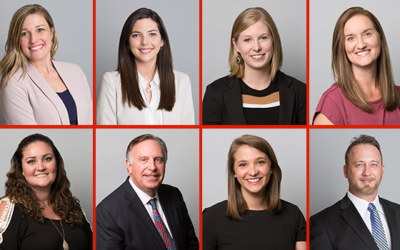 Cobbs Allen Welcomes Eight New Associates to the Corporate Office